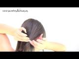 Варианты причесок на короткие волосы своими руками