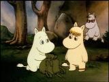 01 - Comet In Moominland / Fun Family Moomintroll: The Comet Of Moominvalley / Комета В Долине Муми-Троллей   AniFilm