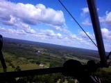 Мой первый полет на дельталете