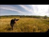 тренировка ГБР - пристрелка оружия